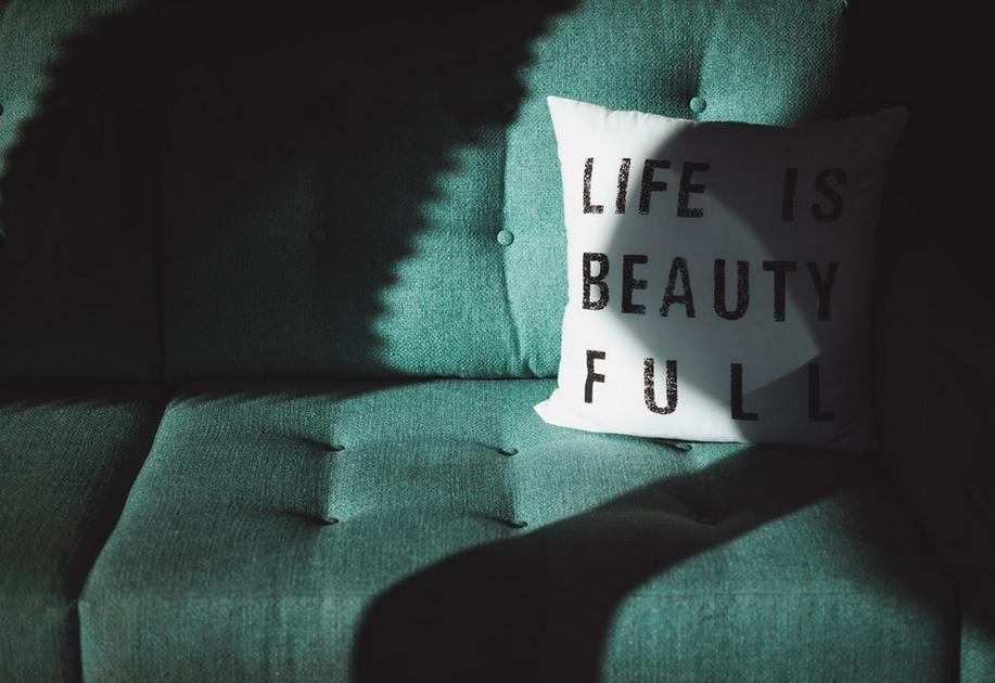 pbdesign - sofa wkolorze zielonym